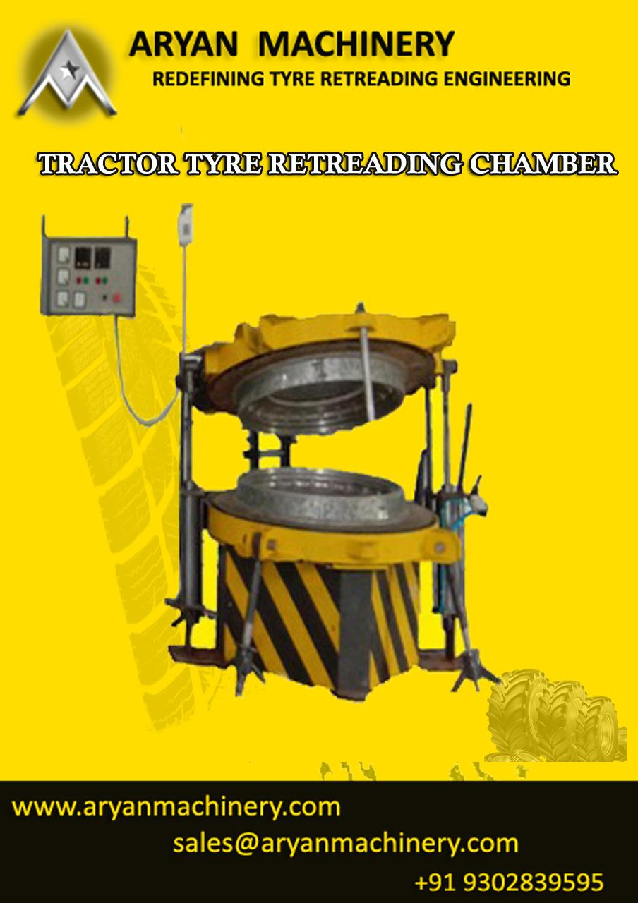 HOT TYRE RETREAD CHAMBERS