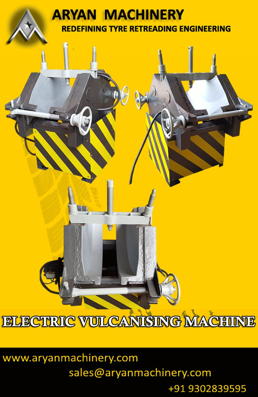 36 inchCut Machine Vulcanizing Machine